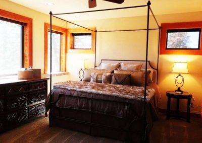 Scrimshaws Design Bedroom Black Bed Frame