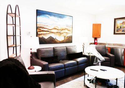 Scrimshaws Design Living Room