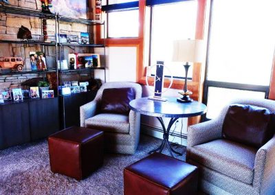 Scrimshaws Design Reading Room